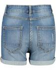 Shorts - Blaue Jeansshorts