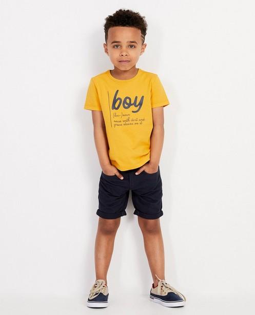 Dunkelblaue Shorts - in verschiedenen Farben - Best price
