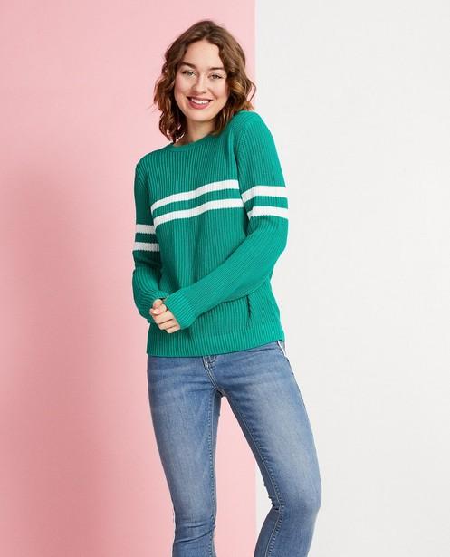 Pulls - green -
