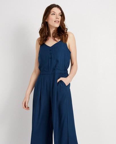 Blauw jumpsuit I AM