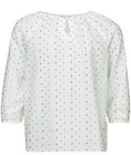 Chemises - Witte blouse van katoen I AM