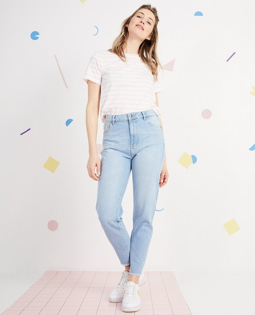 T-shirt rayé - en coton - JBC