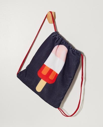 Set: Tasche + Mikrofaserhandtuch