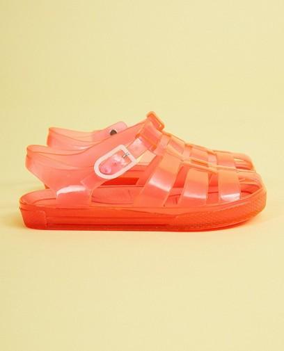 Sandales d'eau roses