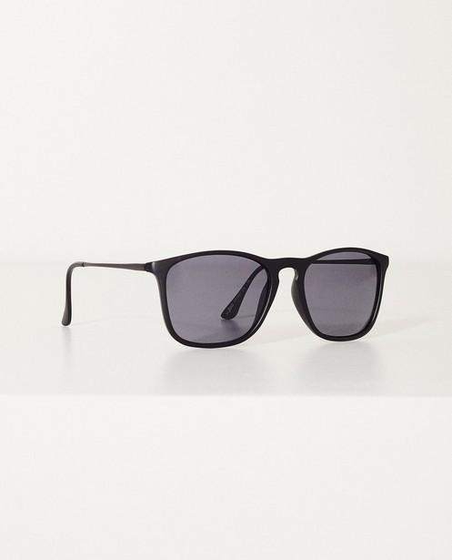 Zwarte zonnebril - Fijn montuur - JBC