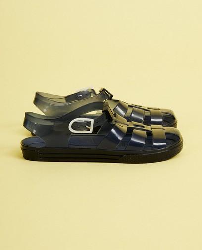Sandales d'eau bleues
