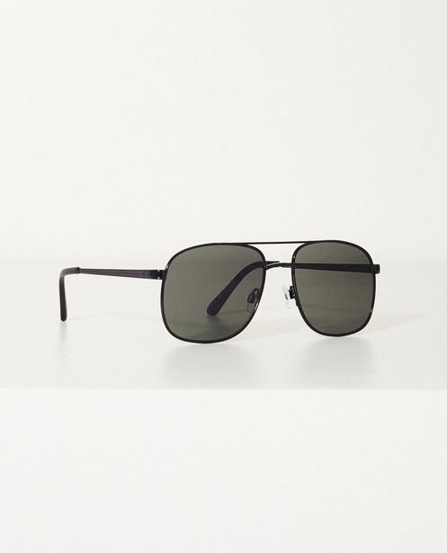 Zwarte pilotenbril  - Zonnebril - JBC NL