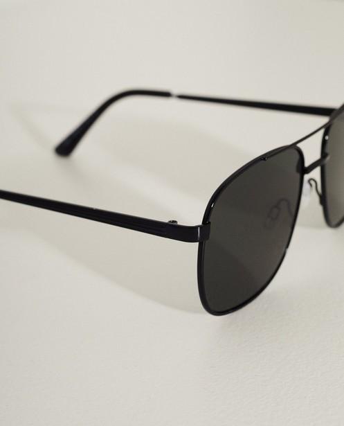 Zonnebrillen - ZWM - Zwarte pilotenbril