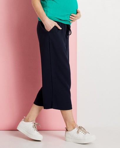Donkerblauwe culotte JoliRonde