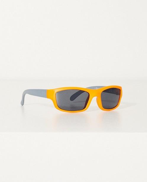 Zonnebril - In grijs en oranje - JBC