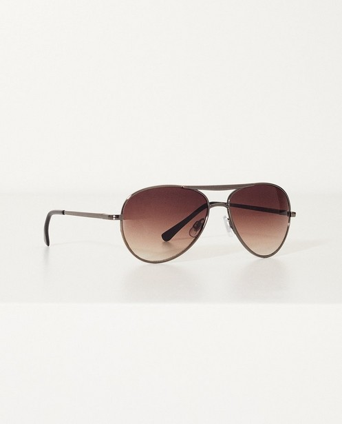 Pilotenbril  - In grijs - JBC