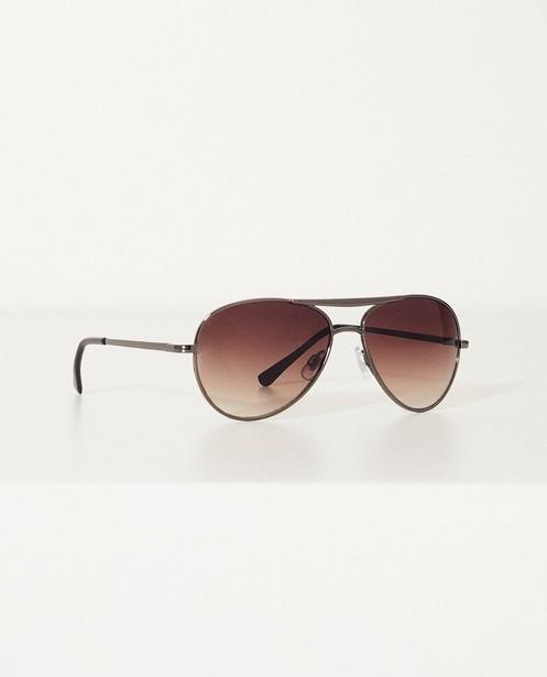 Pilotenbril  - In zwart - JBC