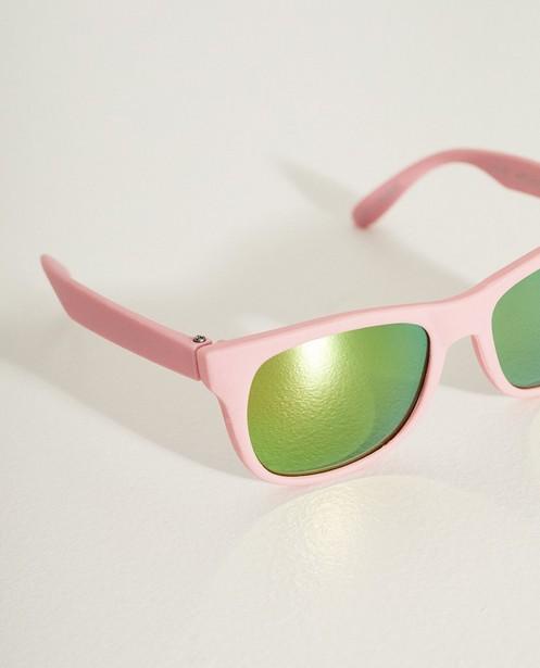 c2c3f6732226c5 Zonnebril met UV-bescherming en spiegelglazen JBC