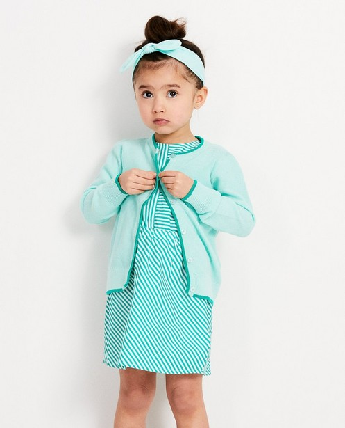 Sets - AO1 - Set: jurk, vest, haarband