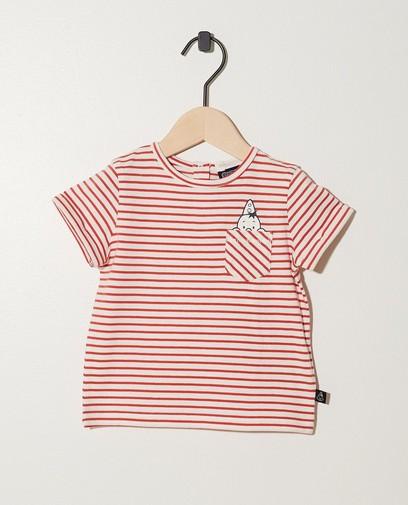 T-Shirt aus Biobaumwolle Bumba
