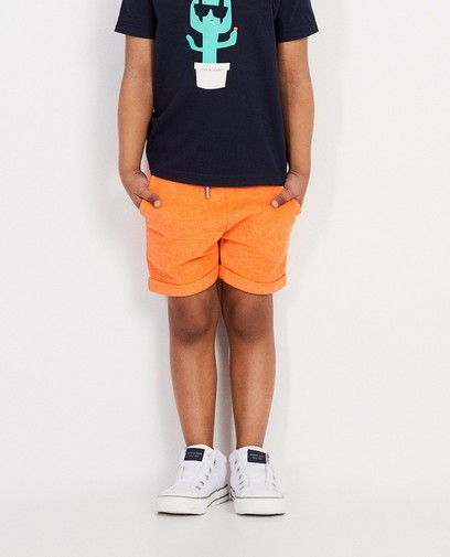 Oranje short BESTies