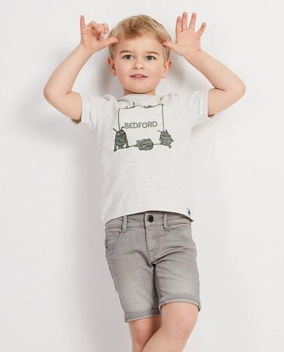 T-shirt met Bertrand Maya