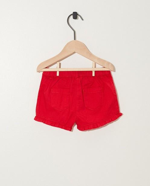 Shorts - plum -