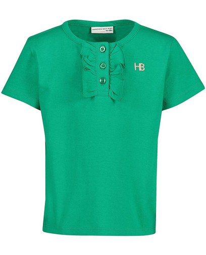 Groen T-shirt Hampton Bays