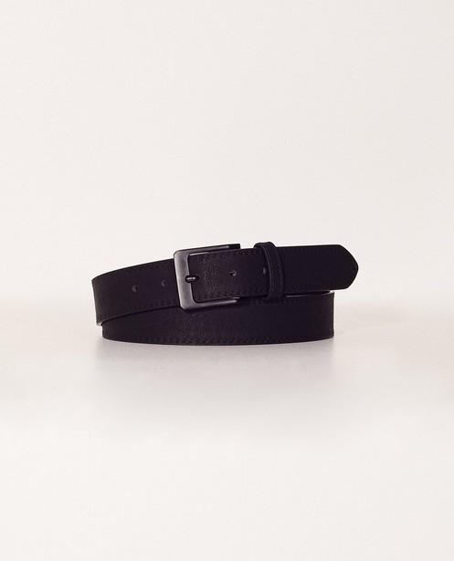 Ceinture noire - passant de ceinture - JBC