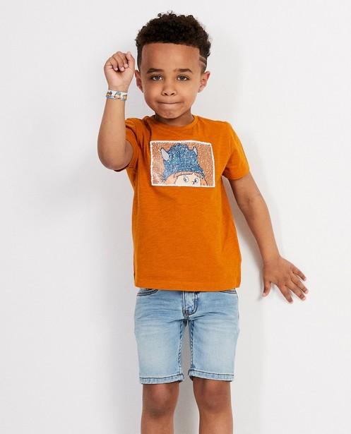 T-shirts - sand -