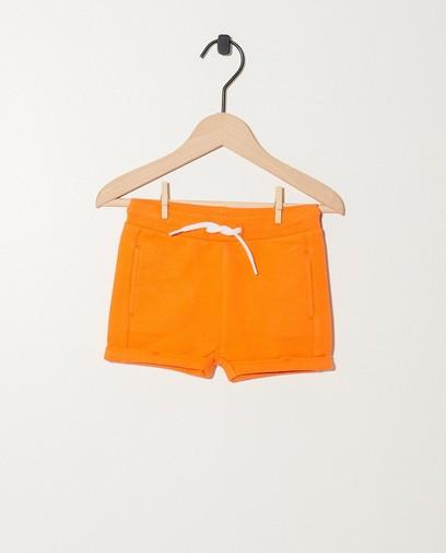 Shorts aus Biobaumwolle
