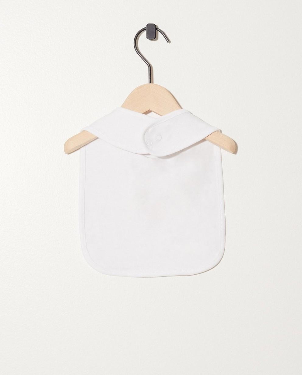 Accessoires pour bébés - white - Bavoir en coton bio My First