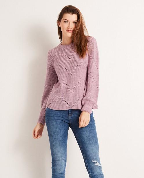 Pulls - light lilac -