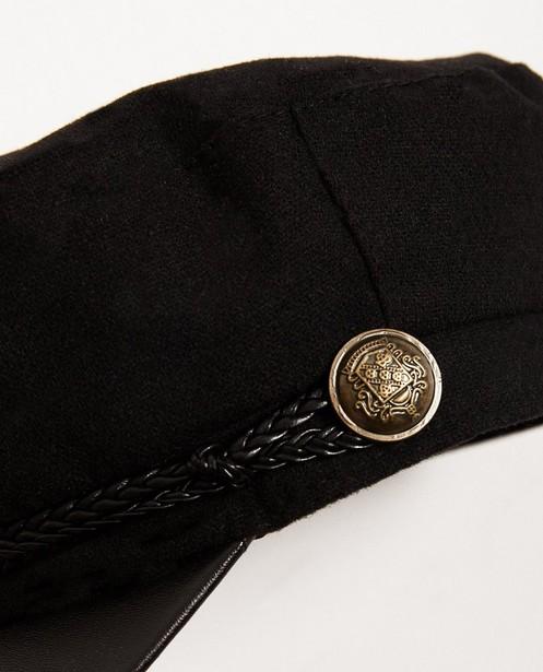 Bonneterie - black - Casquette style militaire