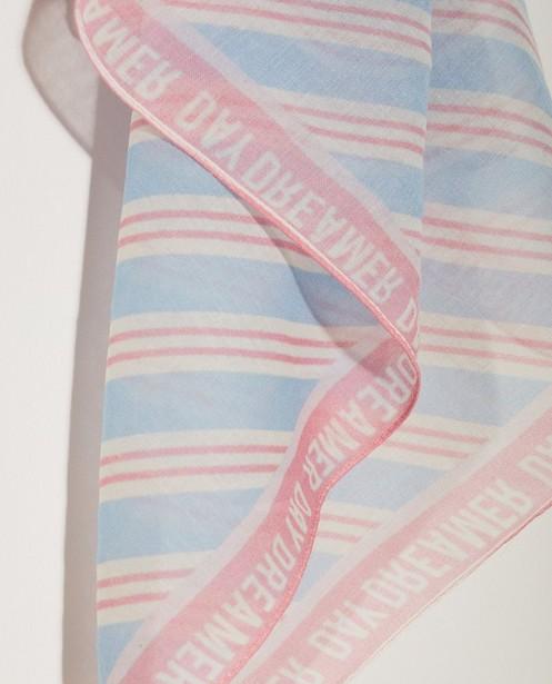 Breigoed - ASM - Gestreepte sjaal