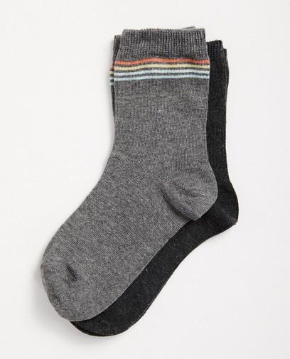 Set von 2 Paar Socken, 2-7 Jahre