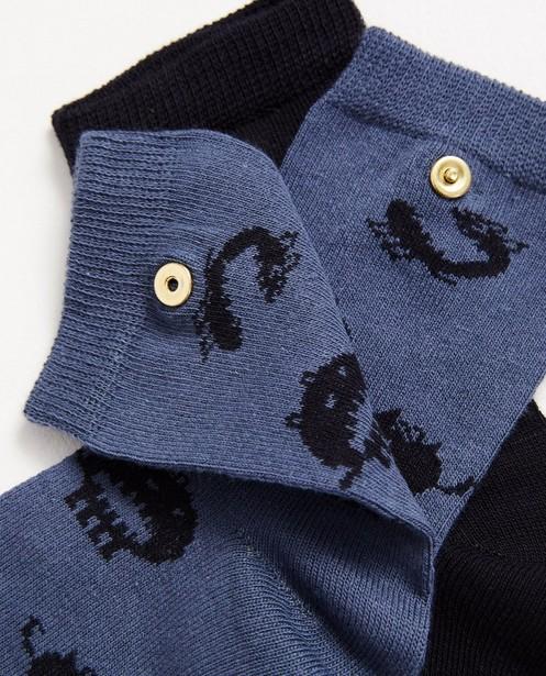 Chaussettes - assortment - 2 paires de chaussettes