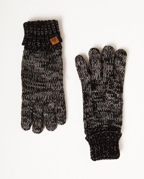 Gants - gris noir chiné - JBC