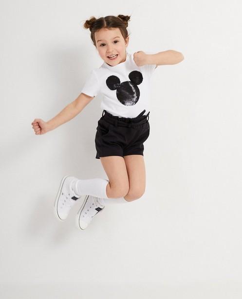 T-shirt met swipe print Mickey, 2-7 jaar - met pailletten - Mickey