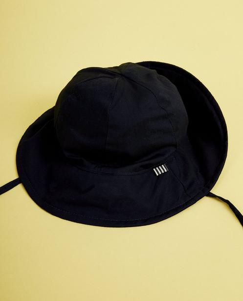 Chapeau bleu - avec protection de nuque - JBC