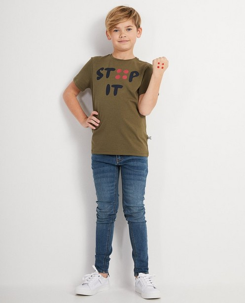 T-shirt stip it - Ketnet - Ketnet