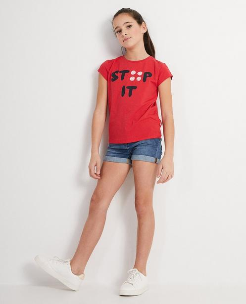 Stip it T-Shirt - Ketnet - Ketnet