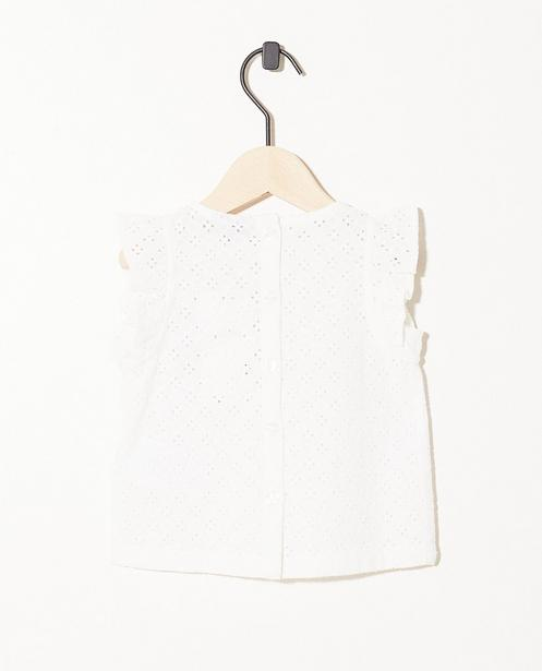 Chemises - white -