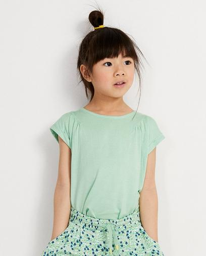 Groen T-shirt Maya