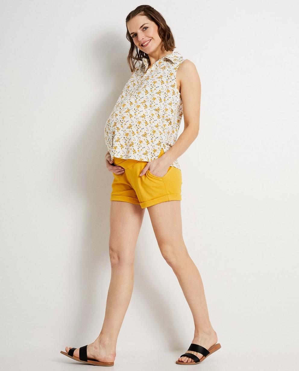 Top met bloemenprint JoliRonde - zwangerschapskledij - Joli Ronde