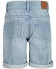 Shorts - Lichtblauwe denimshort