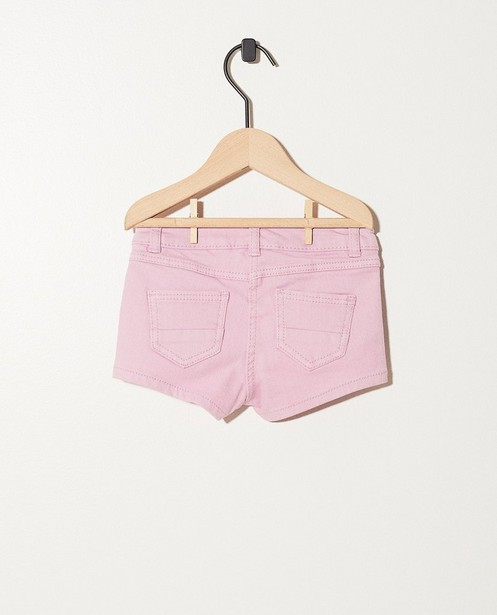 Shorts - light lilac -