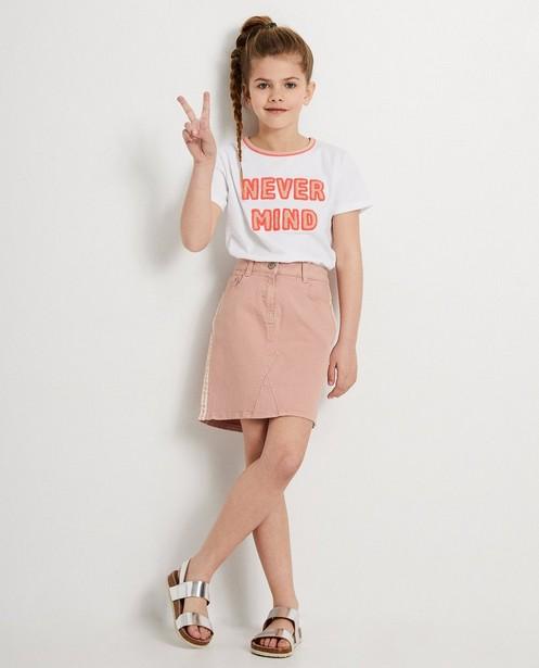 Jupe rose en jeans Ketnet - avec du stretch - Ketnet