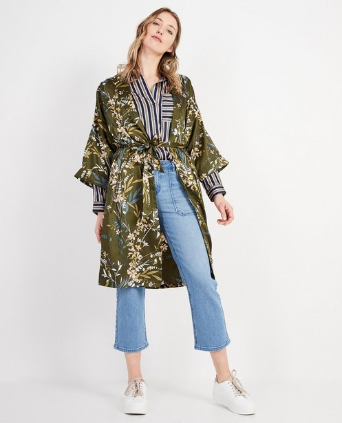 Kimono imprimé floral Karen Damen - Karen Damen - Karen Damen
