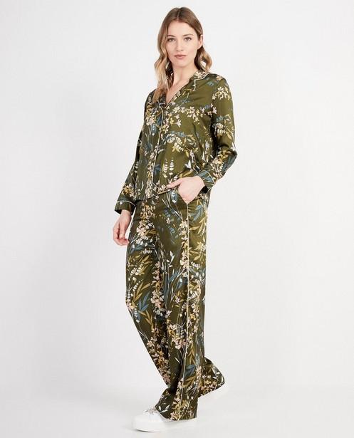 Chemisier kimono Karen Damen - imprimé floral, Karen Damen - Karen Damen