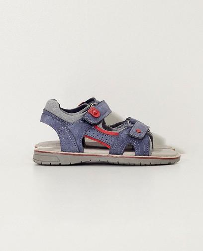 Blauwe sandaaltjes, maat 28 - 32