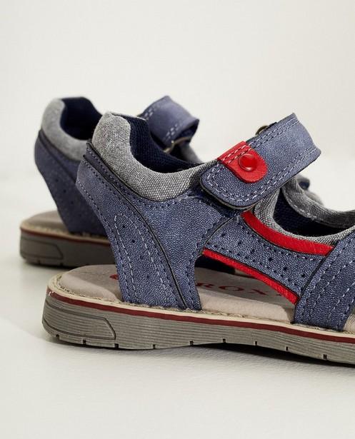 Schoenen - BLD - Blauwe sandaaltjes, maat 28 - 32
