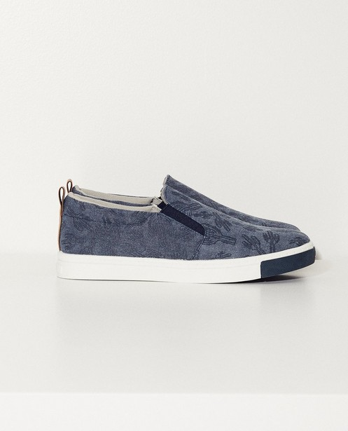 Slip-ons met allover print - online only - Sprox