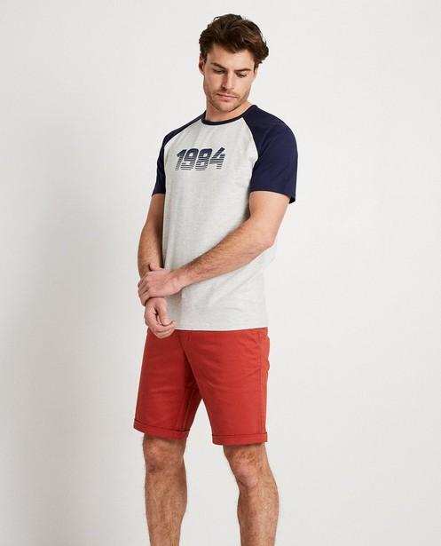 T-shirts - light grey -