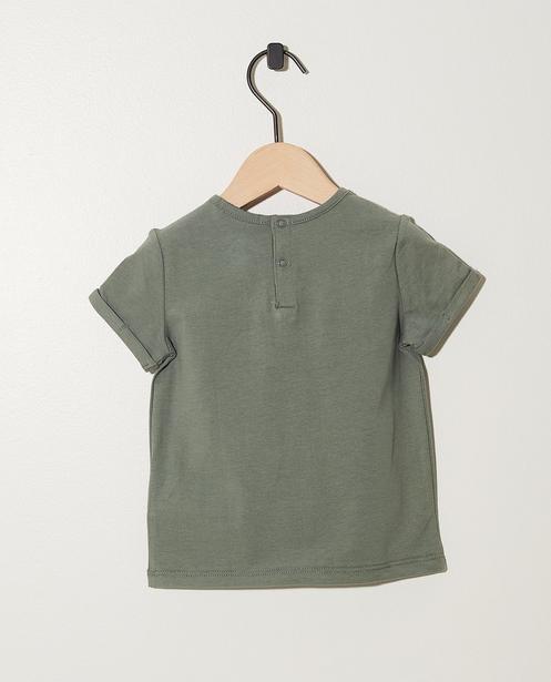 T-shirts - green -